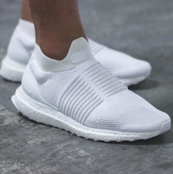 5abffe613 Adidas UltraBoost Laceless Men s Sneakers. NWT. adidas.  150  0. Size